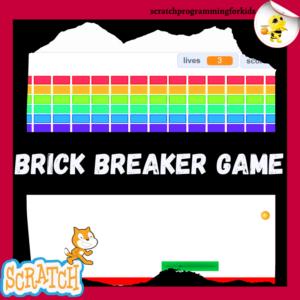 Brick Breaker on Scratch