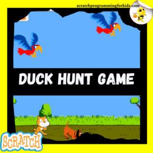 Duck Hunt Scratch game