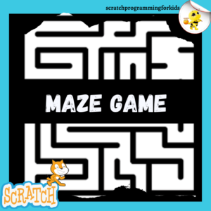 How to Create Maze Game on Scratch
